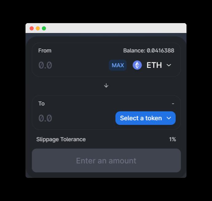 uniswap ios app